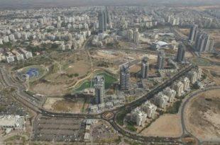 לראשונה, אשדוד נכנסה לעשר הערים המובילות בישראל