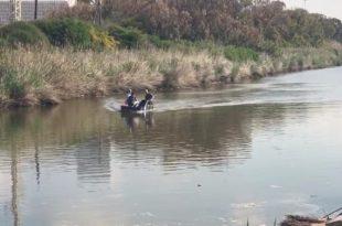 נחל ירוק: הסירה הראשונה הונחה בנחל לכיש