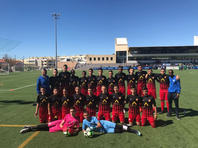נערים ג' של מ.ס אשדוד הגיעו לגמר טורניר בינלאומי בפורטוגל