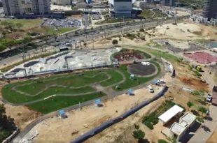 בקרוב מאוד: פארק חדש לרכיבת אופניים אתגרית