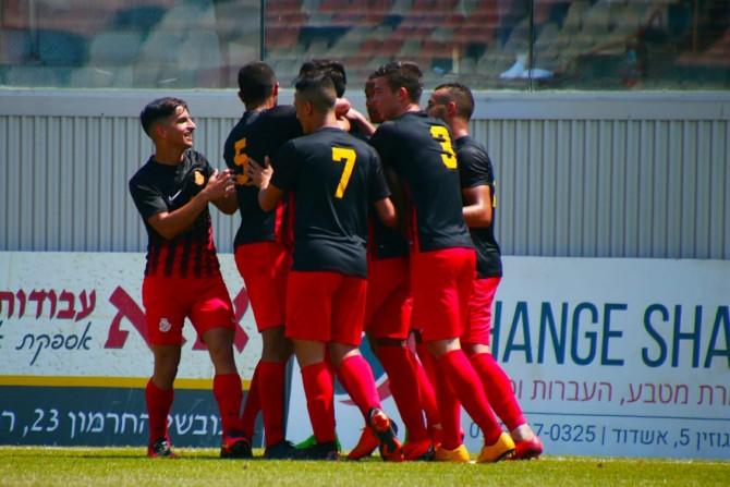 מ.ס אשדוד: קבוצת הנוער בחצי הגמר ונערים א' בגמר גביע המדינה