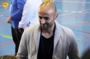 יניב נוחי מונה למאמן אלופת אירופה דולפיני אשדוד