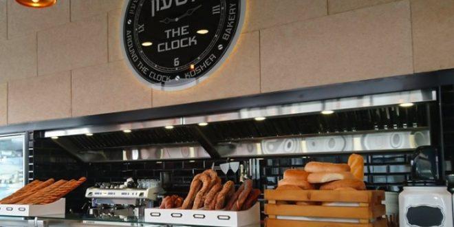 """חדש באשדוד: """"השעון"""" יספק במקום אחד בית קפה, מסעדה וקייטרינג סביב השעון..."""