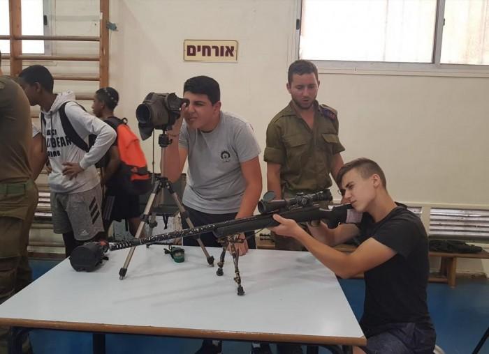 60 חיילי גבעתי פשטו על מקיף ה'