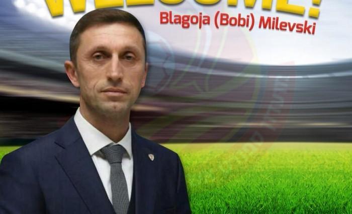מאמן חדש למ.ס אשדוד: בלם העבר בלגויה (בובי) מילבסקי