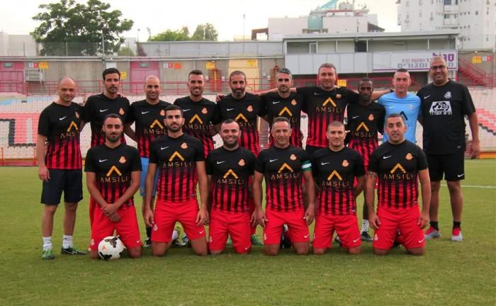 """מאמני הנוער של מ.ס אשדוד סיכמו עונה במשחק """"עונה"""""""