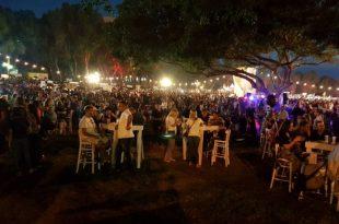 הצלחה גדולה ליומו הראשון של פסטיבל עמים וטעמים