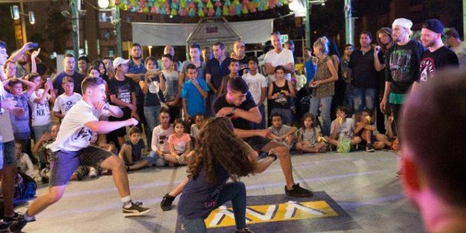 VAV - פסטיבל היפ הופ ישראלי – בינלאומי באשדוד