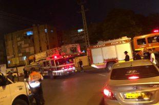 מכבי האש הוזעקו וגילו כי מדובר בפופקורן שנשרף