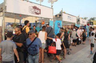 מרימים הילוך בפסטיבל מדיטרנה הבינלאומי באשדוד