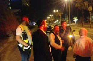 תייר צרפתי נעלם - הקפיץ כוחות רבים ונמצא במלון