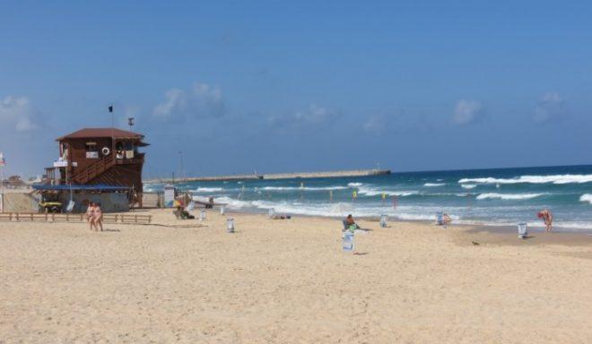חוף הים באשדוד