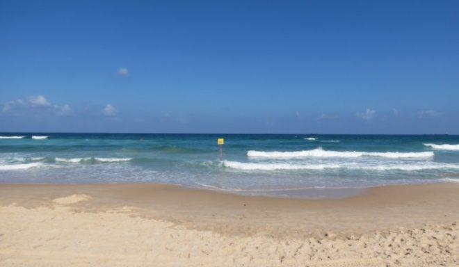הים של אשדוד