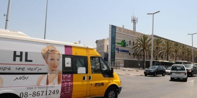 רפורמה חדשה תגרום למהפכה במוניות השירות של העיר אשדוד