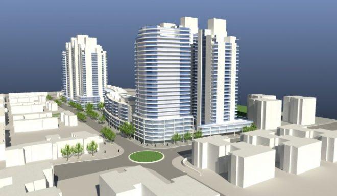 פרויקט פינוי-בינוי ענק יוצא לדרך: מתחם הדיור המסוכן בעיר ייהרס
