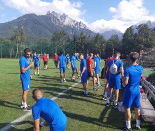 מ.ס אשדוד ערכה אימון ראשון במחנה בסלובניה - צפו בתמונות
