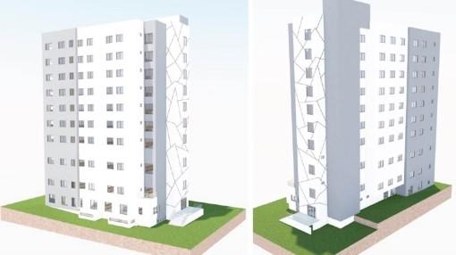 תוספת בשורה: בניין בזק הישן יהרס ובמקומו יבנו דירות להשכרה - חדשות אשדוד JB-74