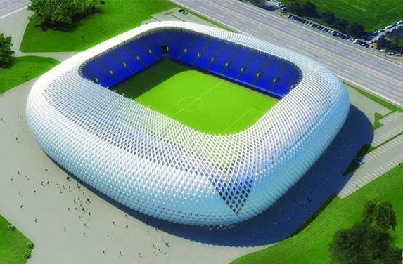 האצטדיון הכי יפה בארץ ייבנה באשדוד העלות - 290 מיליון שקל