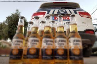 פעילות משטרתית נרחבת בנושא סמים ואלכוהול