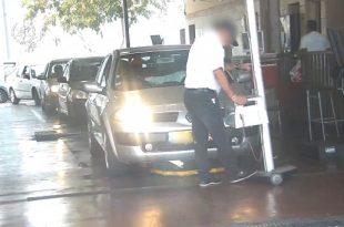 צפו: בוחני רכב מאשדוד נעצרו ומכון טסטים נסגר בחשד לקבלת שוחד