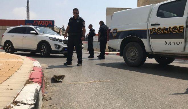 המשטרה פורסת את כוחותיה בעיר בגלל ההסלמה בדרום