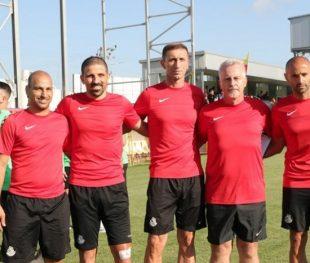 רשמית: משה אוחיון פרש וישמש כעוזר המאמן במ.ס אשדוד