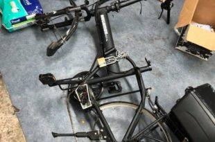 """מי פירק את אופניי המשלוח של הגמ""""ח?"""
