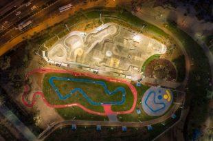 """בשורה משמחת: פארק חדש בשם """"הפאמפטראק"""" נפתח באשדוד"""