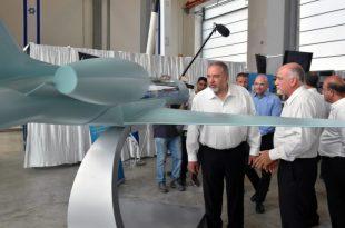 """שר הביטחון: """"מפעל אלתא צריך להישאר באשדוד גם ב- 60 שנה הבאות"""""""