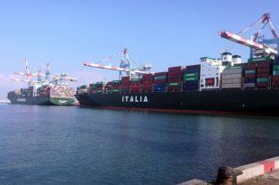 שבחים לנמל אשדוד מחברת הספנות הגדולה בעולם