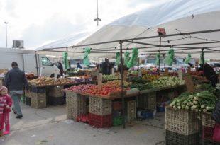 שימו לב: השוק שבחוף הים מתקיים היום ולא ביום רביעי