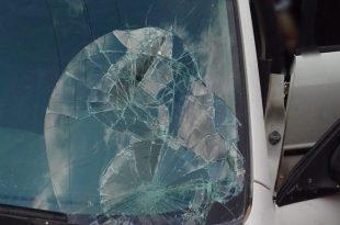 פצוע מפגיעת רכב בתאונת דרכים