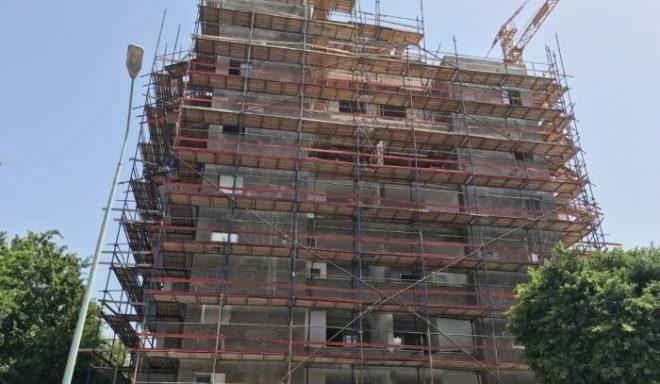 """השידרוג של רובע ו': פרויקט תמ""""א 38 ברחוב דב גור עומד בפני סיום"""