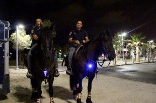 כוננות שיא של משטרת ישראל מהמחוז הדרומי לקראת סוף השבוע