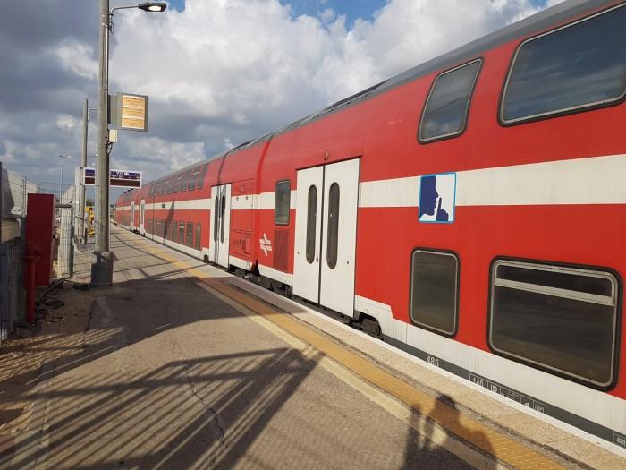 רכבת ישראל תוסיף רכבות נוספות בימי ראשון
