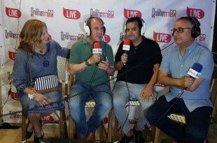 היום השני של פסטיבל היין - צפו בשידור של רדיו אשדוד אונליין
