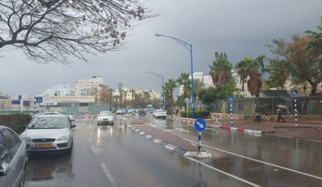 מתכוננים לגשם הראשון
