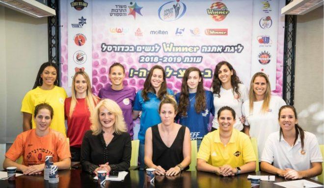 """""""מעונה לעונה אנחנו רואים שכדורסל הנשים בישראל מתעצם ומתחזק"""""""