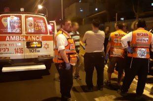 תאונה קשה: רכב פגע בצעירה שהלכה עם עגלה ותינוק - מצבה מוגדר בינוני