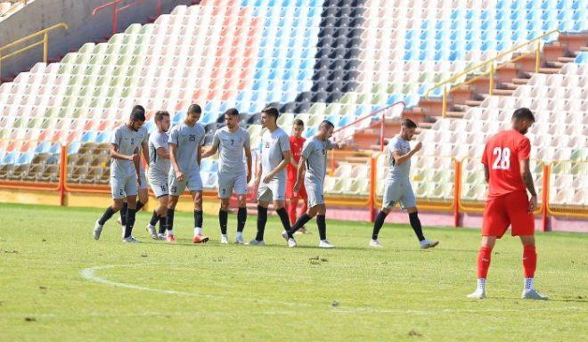 משחק האימון הקודם של מ.ס אשדוד מול באר שבע
