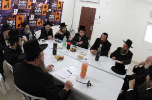 ברגע האחרון: אגודת ישראל הודיעה על תמיכה ביחיאל לסרי