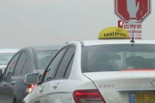 פיצוי של כ-200 אלף ₪ לנהג מונית שנפצע למרות שנהג ללא ביטוח