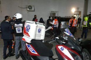 לילה של ארועים קשים עברו על כוחות ההצלה באשדוד