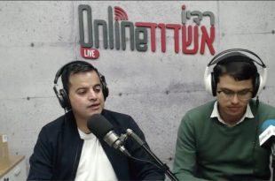 התפתחות דרמטית בהקמת הקואליציה באשדוד - צפו בשידור