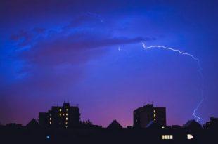 סופות ברקים ורעמים - תחזית מזג האוויר לימים הקרובים
