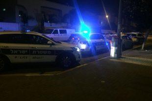 רימון הלם הושלך הלילה לעבר בניין מגורים באשדוד