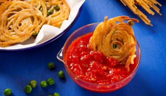 מתכון מנצח לקראת חג החנוכה- לביבות ספגטי