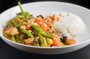 קדירת ירקות בקארי- מתכון חלומי