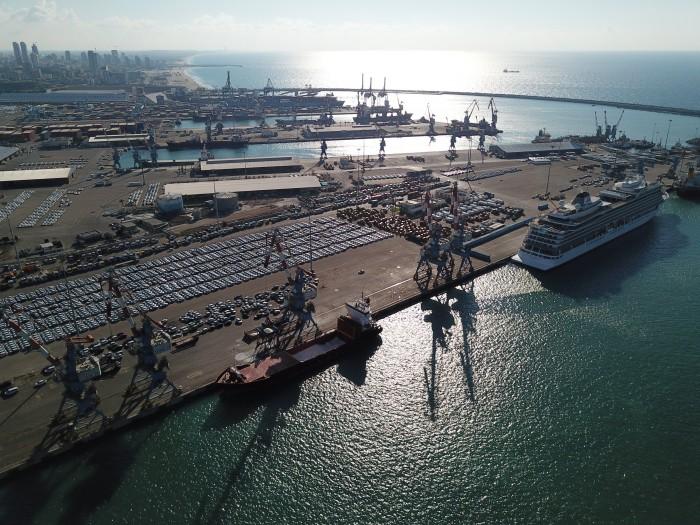 """נמל אשדוד מארח סמינר לניהול מצבי חירום במסגרת כנס בינלאומי של פקע""""ר"""