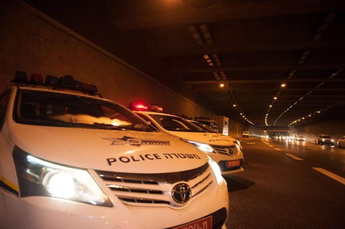 לתשומת לבכם: אלפי שוטרים צפויים להתפרס בערב השנה האזרחית - צפו
